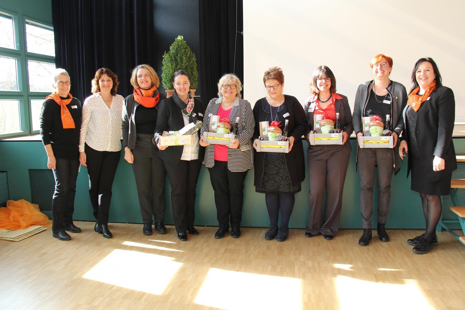 Krisenmanagement an der Behördenfrauentagung in Erlen (TG)