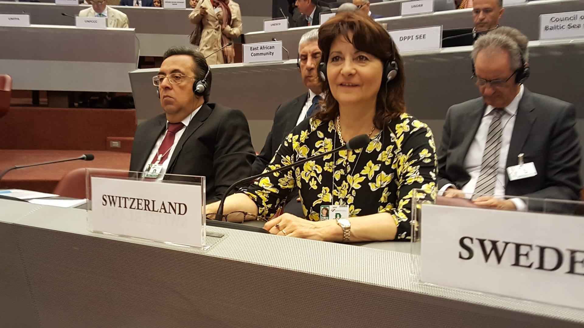UNO-Konferenz in Genf